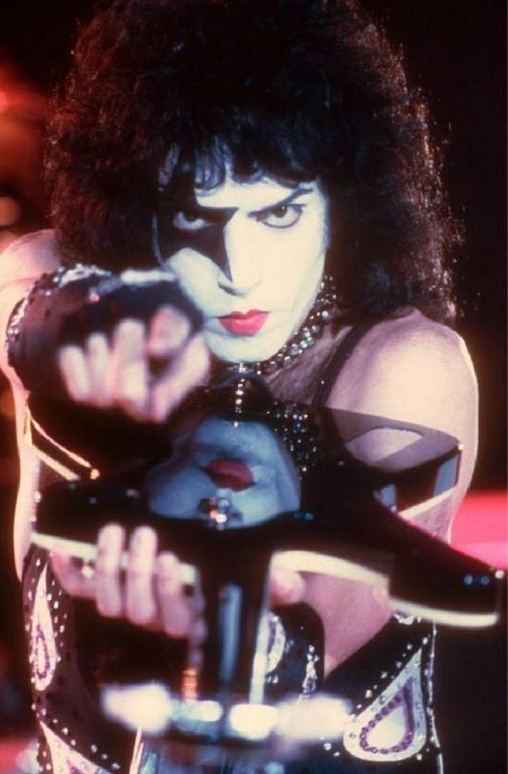 Paul Stanley-Kiss.......