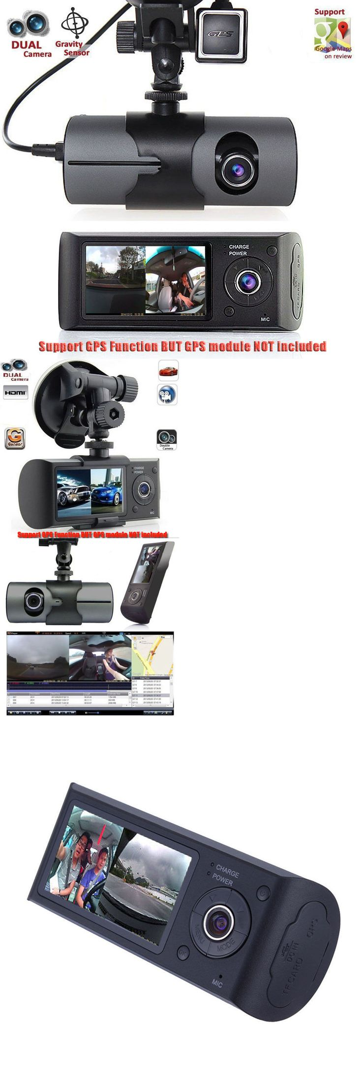 Other Car Video: 2.7 1080P Vehicle Car Dvr Camera Video Recorder Dash Cam G-Sensor Gps Dual Lens -> BUY IT NOW ONLY: $38.21 on eBay!
