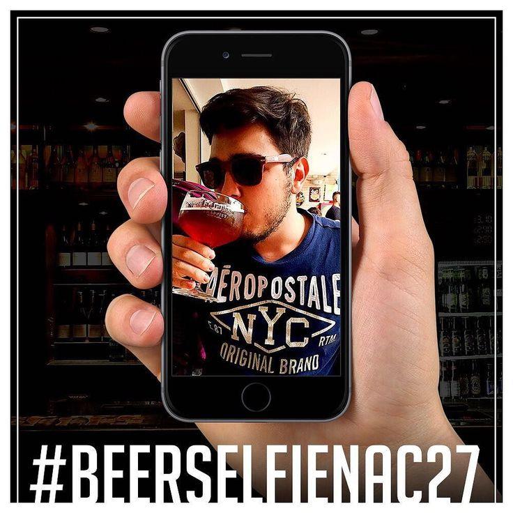 Fim de semana tá batendo na porta e nós da @confraria27 convidamos você pra participar da nossa ação do mês postando aquela selfie cervejeira marota e cheia de charme que todos os cervejeiros e cervejeiras de plantão adoram fazer! Ainda que alguns dos nossos confrades possuam identidade secreta chegou a hora de botar a cara no sol... Mas vamos lá: dias 27/05 e 28/05 bote uma bela breja e seu rostinho bonito (ou nem tanto hehe) pra jogo lançando a hashtag #BeerSelfieNaC27 e #Confraria27…
