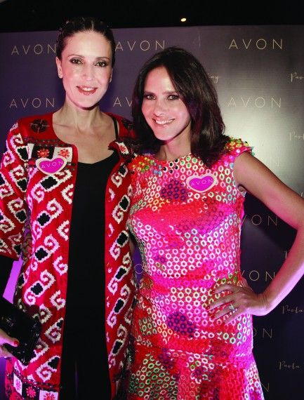Paola Turbay y Alejandra Azcárate