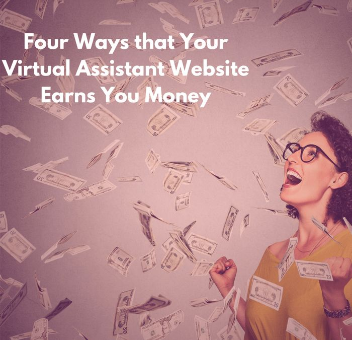 Today on Your Way to VA we're sharing 4 ways that your VA website earns you money.