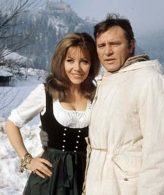 Where eagles dare - behind the scenes