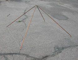 Building a Copper Meditation Pyramid