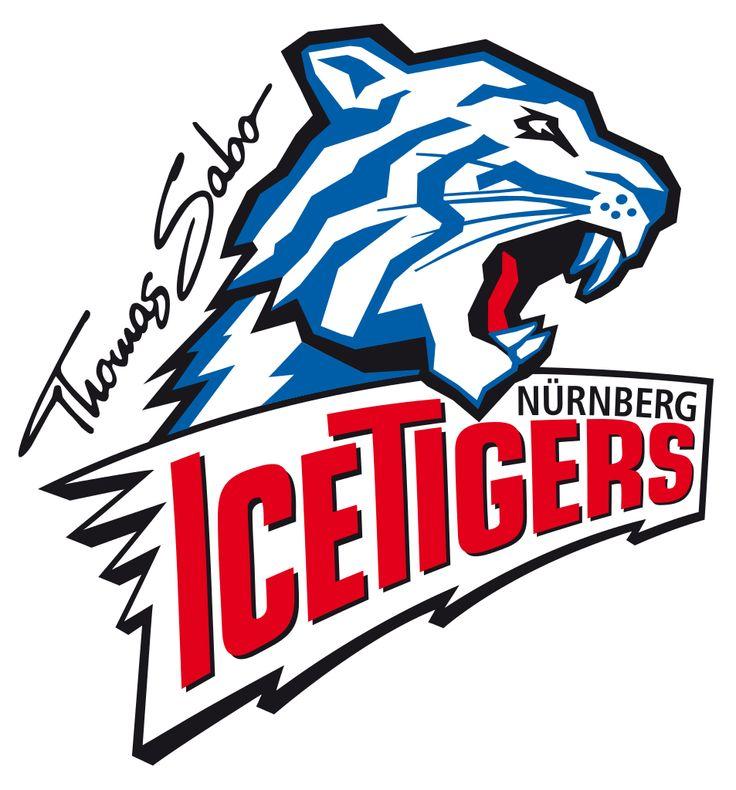 Thomas Sabo Ice Tigers, Deutsche Eishockey Liga, Nuremberg, Germany