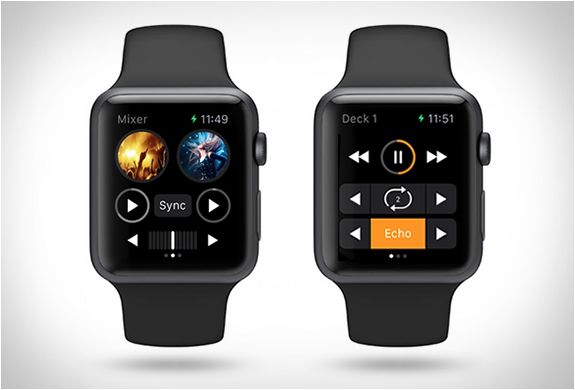 DJAY FOR APPLE WATCH   Image