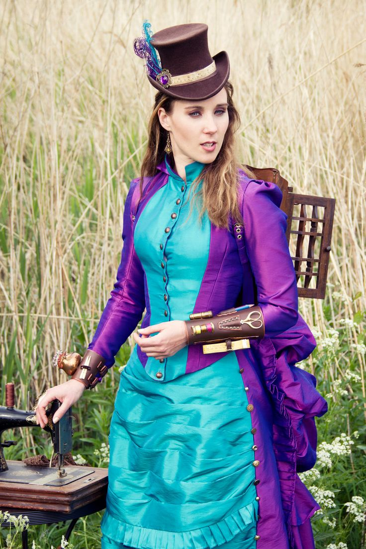 2050 best Steampunk Fashion images on Pinterest | Steampunk couture ...