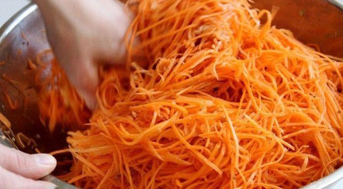 Я уже давно искала именно этот рецепт моркови по-корейски… Он самый лучший! — В Курсе Жизни