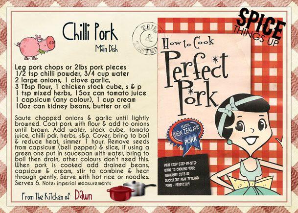 Chilli Pork
