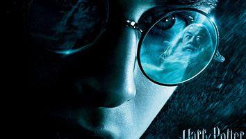 In Harry Potters eyes is Albus Perkamentus te zien