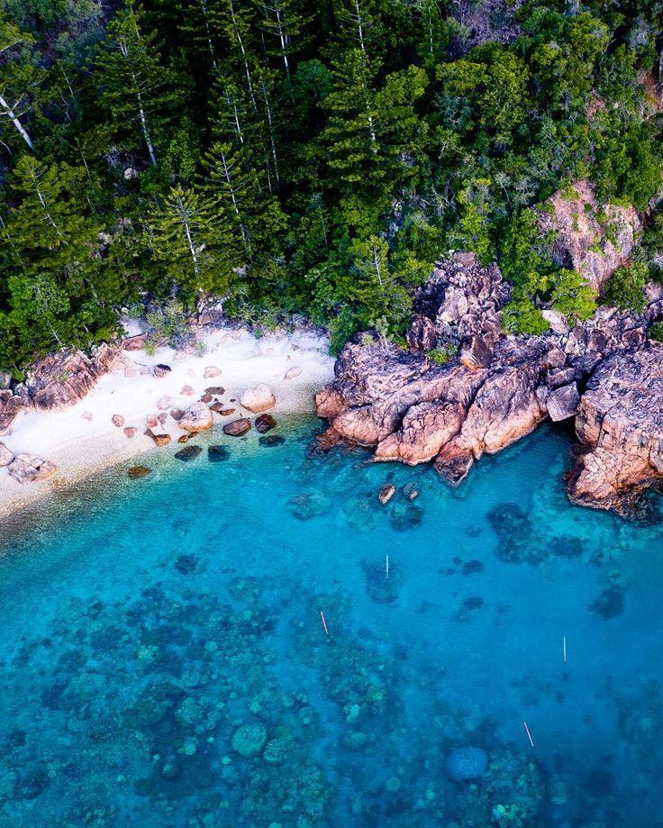 Island Beach Scenes: Beach Scene Painting, Instagram, Aerial