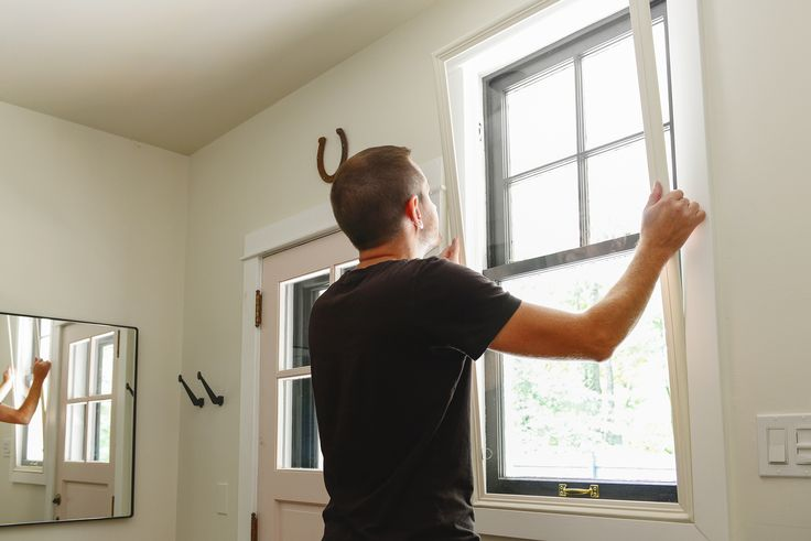 A Storm Window That Works From The Inside Out In 2021 Interior Storm Windows Window Inserts Storm Windows