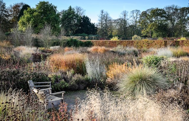 Why not visit Parham House Garden WEST SUSSEX this month? Find out why...