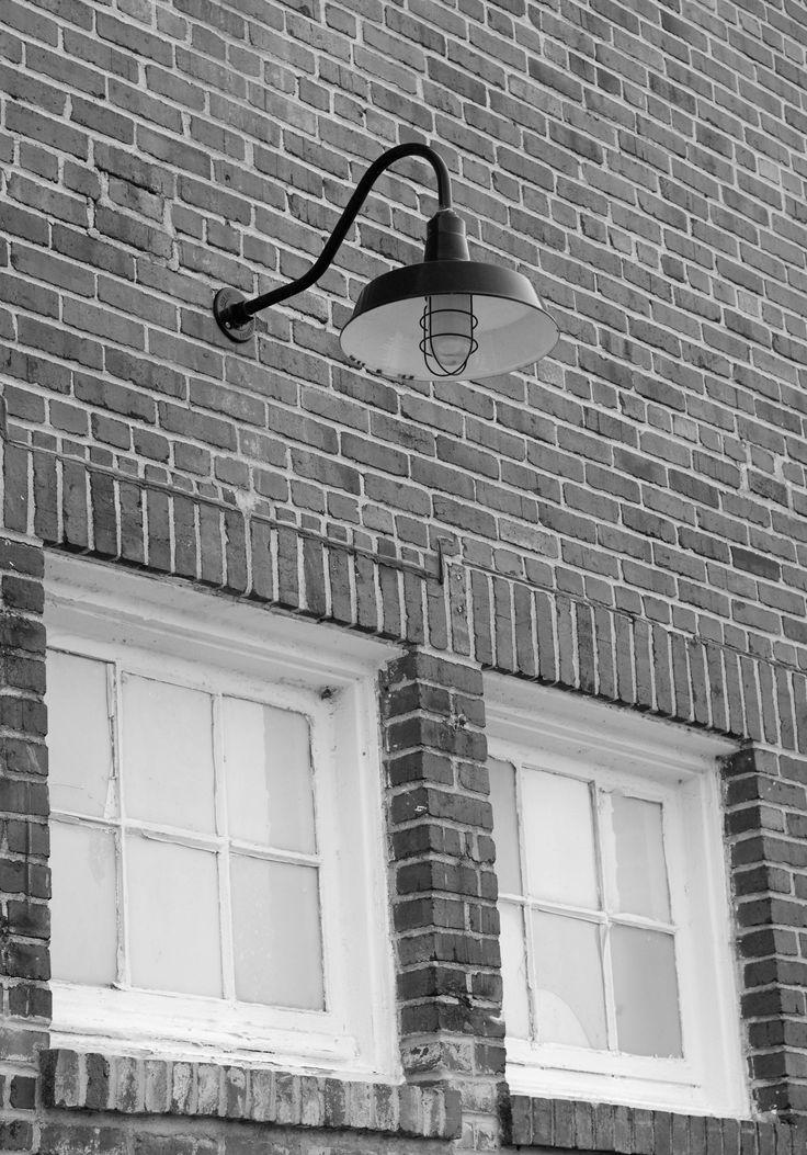 Lorton Prison lamp