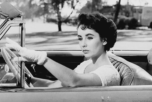 Elizabeth Taylor in A Place in the Sun (1951)