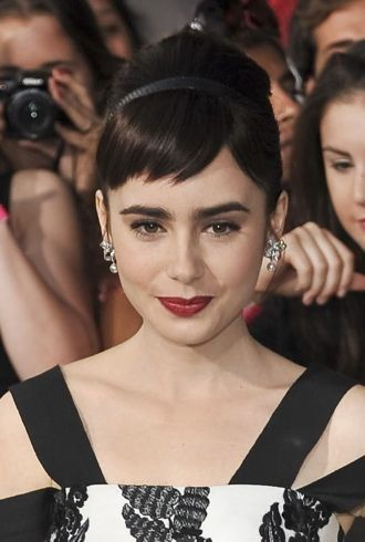 how to fix extremely short bangs