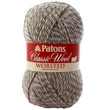 Patons® Classic Wool Worsted™ Yarn