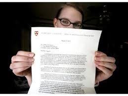 harvard medical school acceptance letter Google Search
