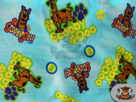 31 Best Images About Caleb Scooby Doo Room Ideas On Pinterest Iron On Applique Fleece Fabric