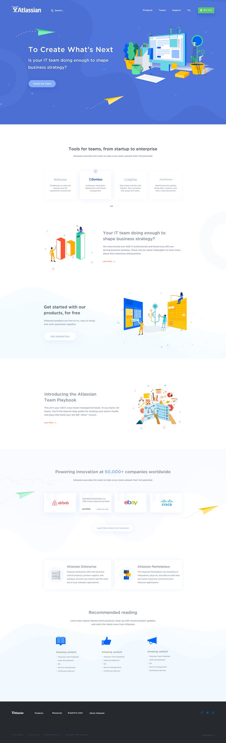 68 best landing page images on pinterest landing design web and i a great fan of so just redesign atlassian interface ccuart Images