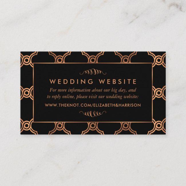 Create Your Own Enclosure Card Zazzle Com Wedding Website Wedding Stationery Design Vintage Wedding Romantic