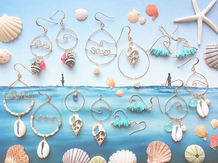 #maujewelry#handmade#hawaii#surf#surfgirl#sea#shell#beach#beachjewelry#lovetheocean#oceanlife#seashell#ハンドメイドアクセサリー#サーフィン#サーフガール#ハワイ#海アクセサリー#貝殻#ビーチジュエリー#海へ行こう❤︎  ・  ・  ・  こちらも @mybeachjp へ  ・  ・  ・  昔良く使ってたシマシマshell  いつの間にかなくなった?と思ってたけど  ゴソゴソ在庫整理してたらあっさり出てきたー  ・  我が家のあるある  ・  ・  ・  さぁコンチョのピアスもがんばって作るぞー  ・