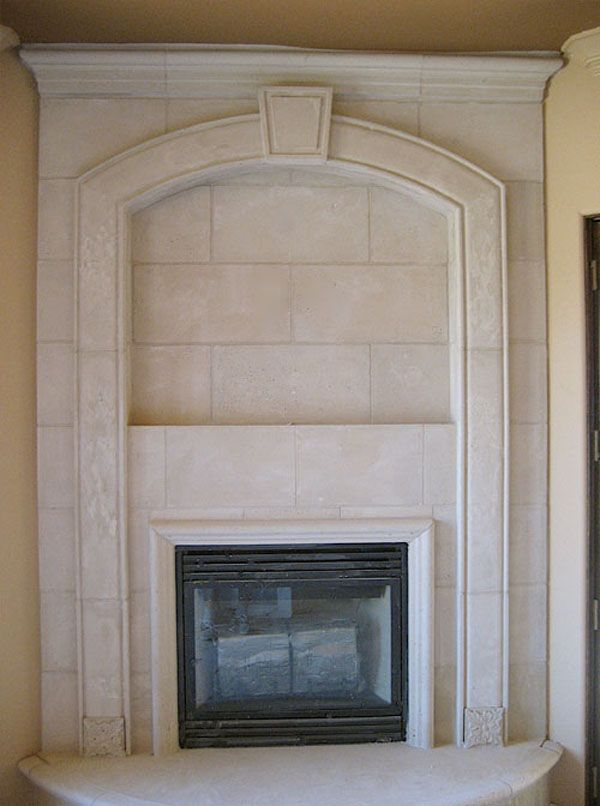 Fireplace Design fireplace with mantel : 31 best Cast Stone Fireplace Mantels images on Pinterest