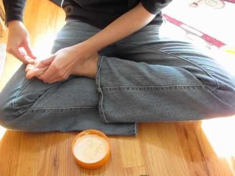 DIY Foot Reflexology Massage