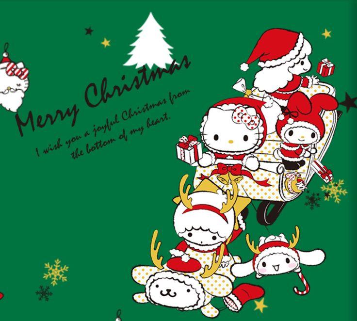 Merry Christmas ٩(๑❛ᴗ❛๑)۶ #Sanrio