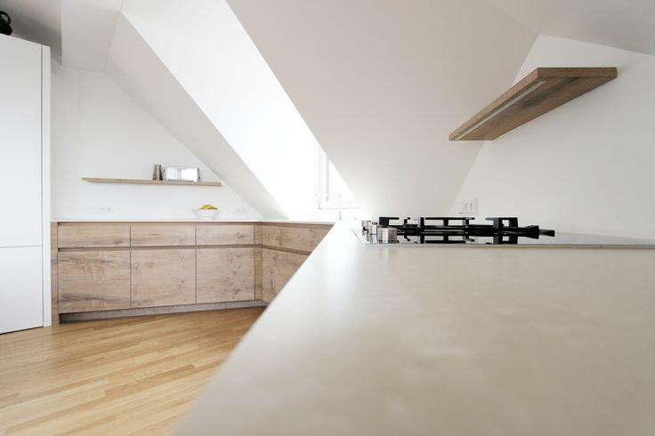 Ber ideen zu arbeitsplatte eiche auf pinterest for Arbeitsplatte betonoptik ikea
