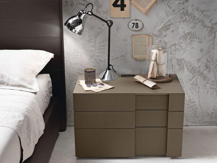 Aufbewahrungsmobel Wohnzimmer Pari Dispari Presotto   Design Ideen