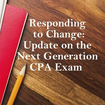 Interested In What The Future Holds For The Cpa Exam Michael Decker Vp Of