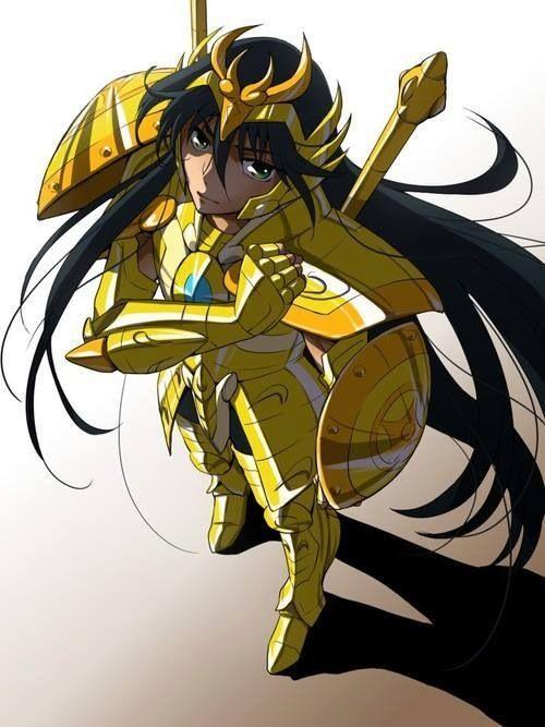Saint Seiya | Shiryu | Omega | Libra gold cloth