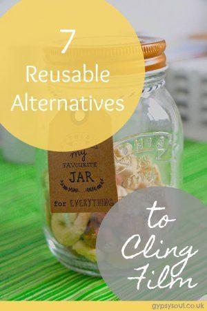 7 reusable alternatives to cling film