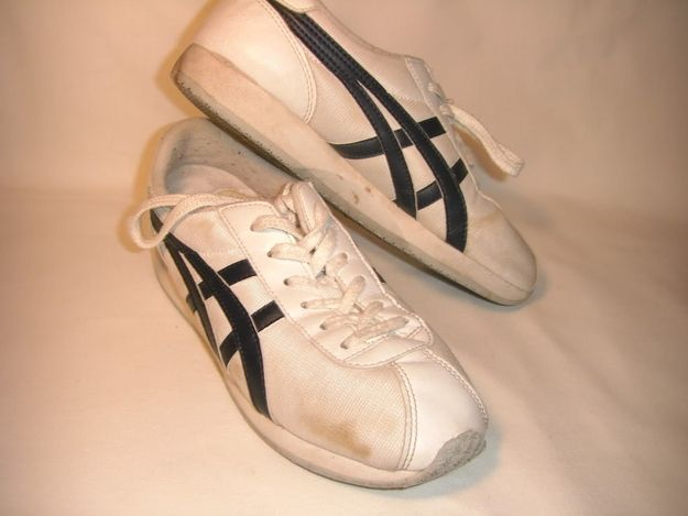 You most likely owned a pair of Asics. | 35 Things Every Cheerleader Will Understand