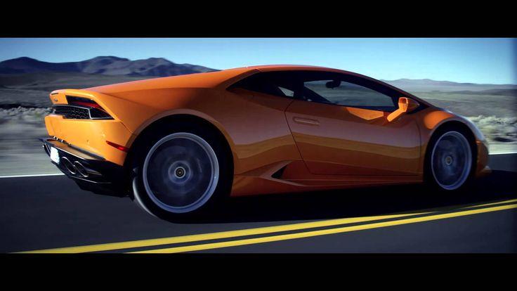 Lamborghini Huracán LP 610-4 - Official Video: The new Lamborghini Huracán LP 610-4.  http://huracan.lamborghini.com