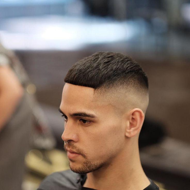 Haircut by rokkmanbarbers http://ift.tt/1ZazOjN #menshair #menshairstyles…