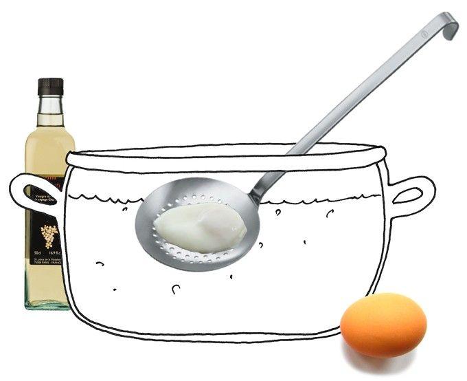 Basistechnieken les 1: Eieren pocheren