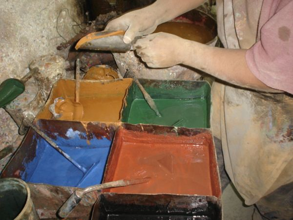 Cement Tile Shop: How Cement Tile is Made
