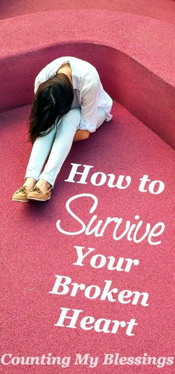 You're hurt, angry, and oooh you'd like to get even. What now? Here are my best how-to tips for surviving your broken heart. Lessons learned through experience...