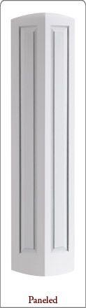 Column Builder, Fiberglass Columns, Porch Columns - Pacific Columns, Inc. (800) 294-1098