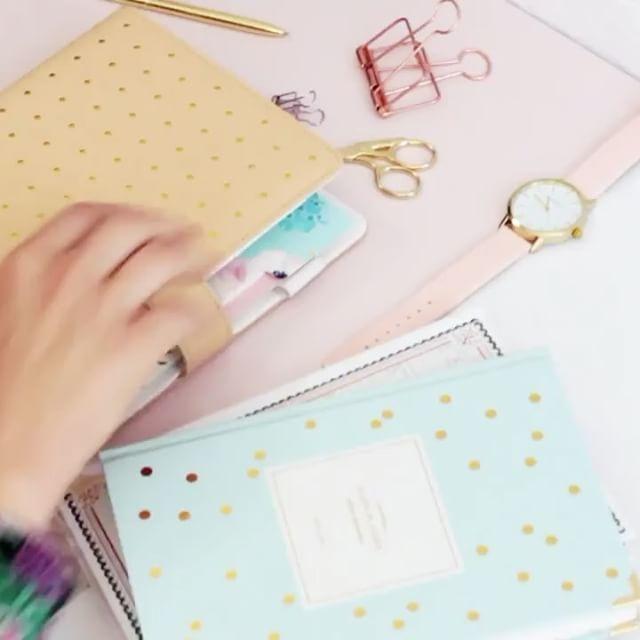 Otwórz i zamknij Organizer Madamy na zatrzask, podobnie jak kiedyś zamykałaś pamiętnik na kłódkę :) #organizermadamy #plannermadamy #planowanie #organizacja