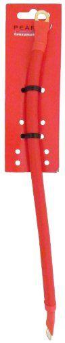 Pearl PES30C - Cable aislado para batería (30,5 cm), color rojo #Pearl #PESC #Cable #aislado #para #batería #cm), #color #rojo