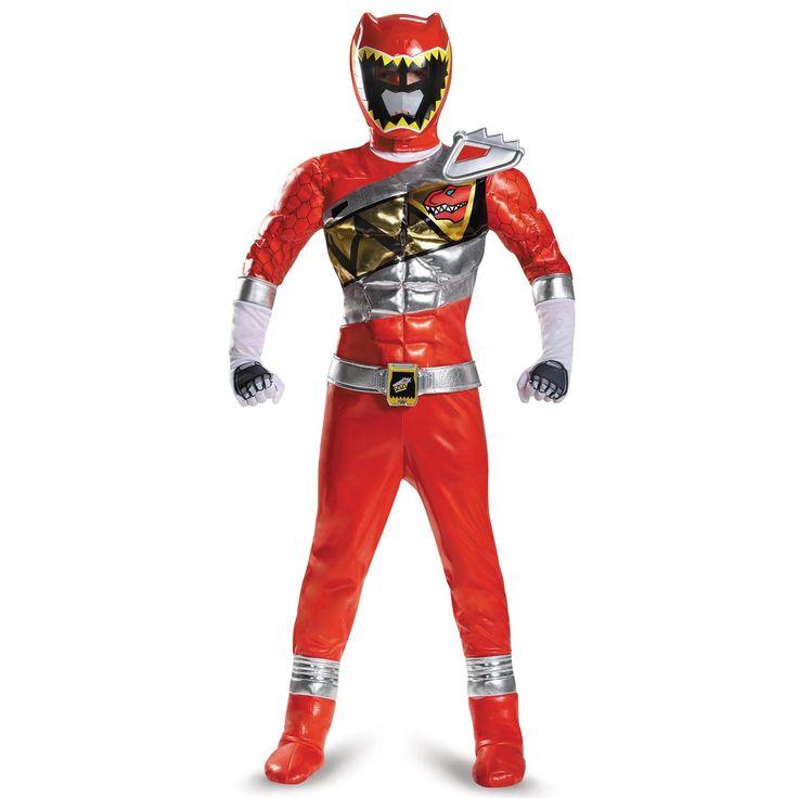 Female Power Rangers Red Ranger Interior