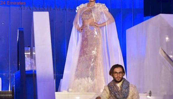Manish Malhotra brings stars and brides to Dubai
