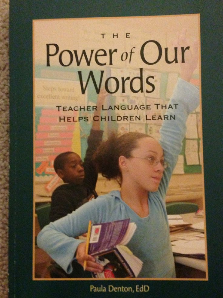 20 best virtual book club images on pinterest book clubs teaching power of our words the teacher language that helps children learnpaula denton fandeluxe Image collections