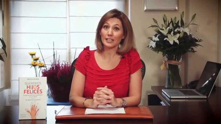 Vídeo presentación del libro Queremos Hijos Felices de Silvia Álava Sordo