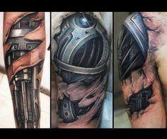 Se você está querendo fazer uma tatuagem moderno e elaborada, tatuagens…