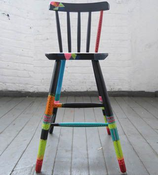 The Agam Chair +Fliffa: Cool! Kids Chair IKEA Fliffa