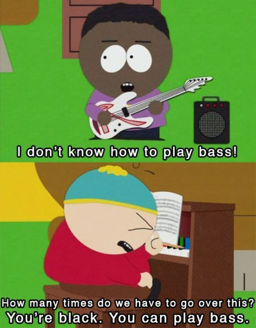 Lol: African American, South Parks, Funnies Pictures, Eric Cartman, Plays Bass, Ericcartman, Sweet Bass, Bass Guitar, Southpark