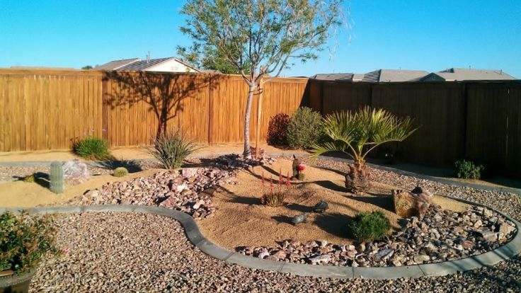 New Front Yard Desert Landscaping Ideas On A Budget CN18vu ... on Backyard Desert Landscaping Ideas On A Budget id=85816